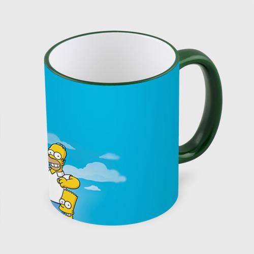 Кружка с полной запечаткой Симпсоны
