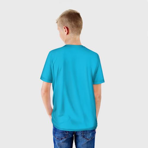 Детская футболка 3D  Фото 02, Симпсоны