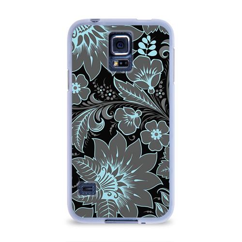 Чехол для Samsung Galaxy S5 силиконовый  Фото 01, Узор