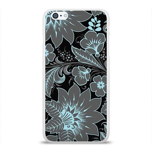 Чехол для Apple iPhone 6Plus/6SPlus силиконовый глянцевый Узор