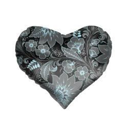 Подушка 3D сердцеУзор
