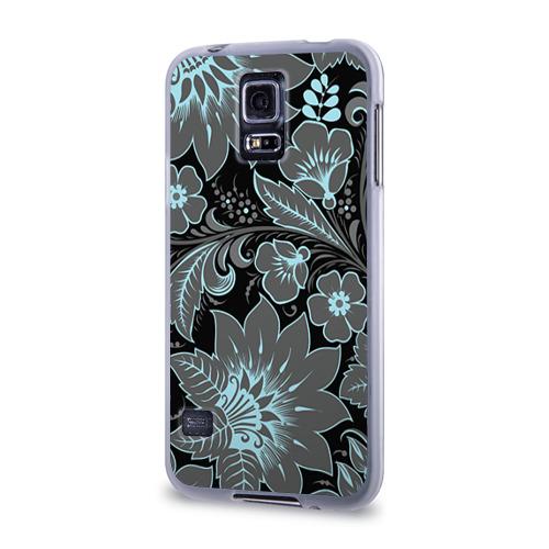 Чехол для Samsung Galaxy S5 силиконовый  Фото 03, Узор