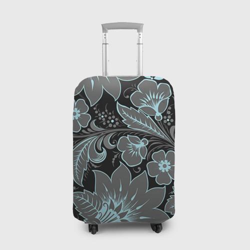 Чехол для чемодана 3D Узор