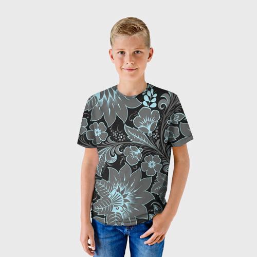 Детская футболка 3D Узор