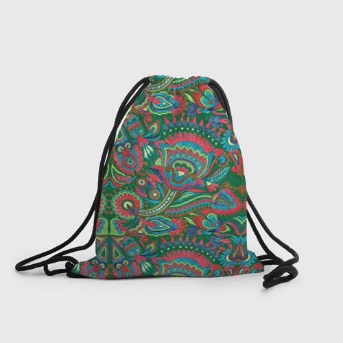 Рюкзак-мешок 3D Узор
