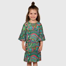 Детское платье 3DУзор