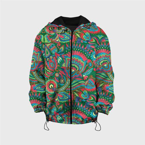 Детская куртка 3D Узор