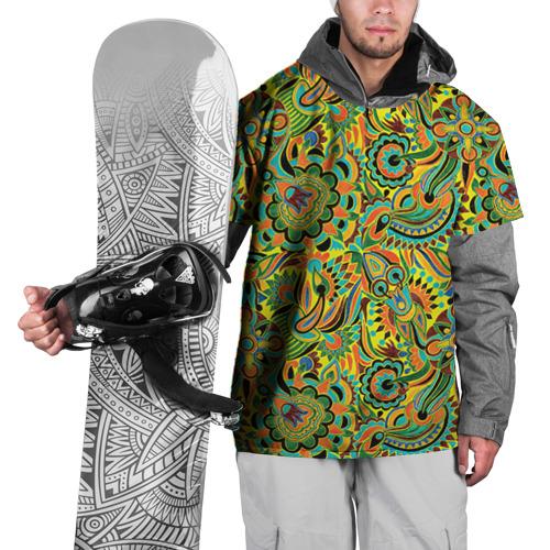 Накидка на куртку 3D Узор