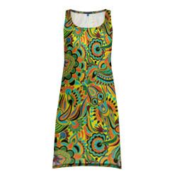 Платье-майка 3DУзор