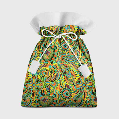 Подарочный 3D мешок Узор