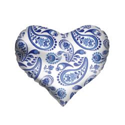 Подушка 3D сердцеВосточные огурцы