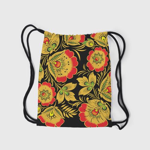 Рюкзак-мешок 3D  Фото 05, Хохлома