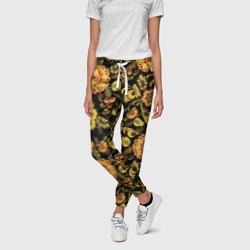 Женские брюки 3DХохлома