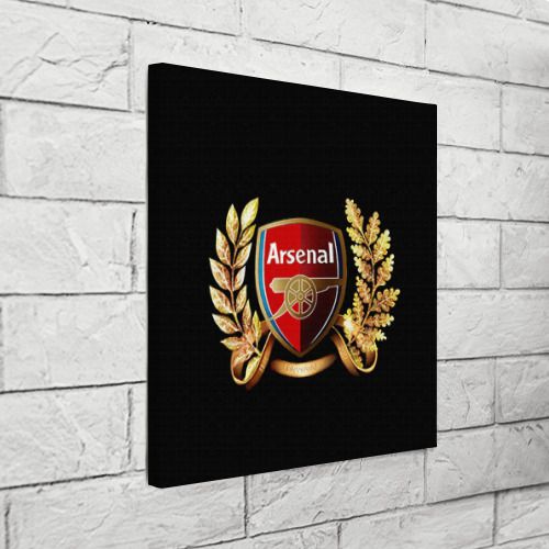 Холст квадратный  Фото 03, Arsenal