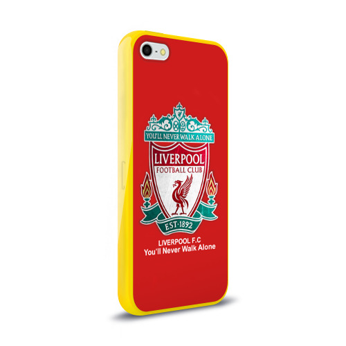 Чехол для iPhone 5/5S глянцевый Liverpool Фото 01