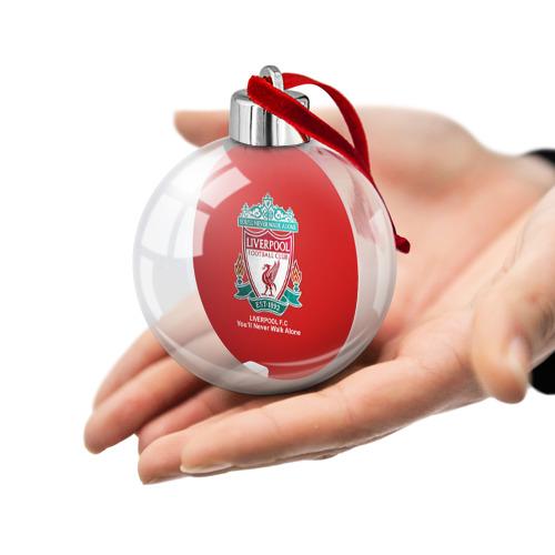 Ёлочный шар  Фото 02, Liverpool