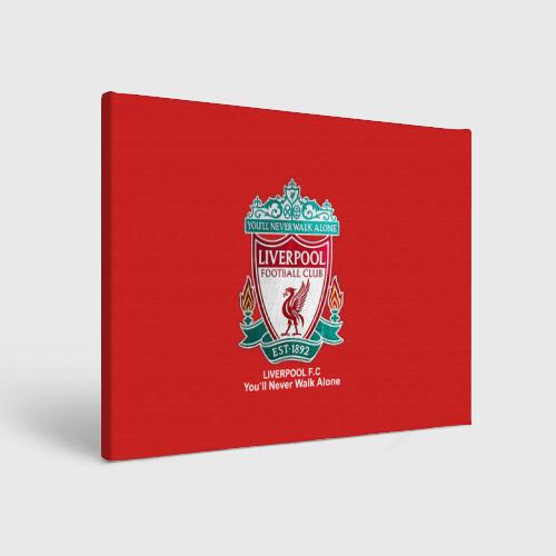 Холст прямоугольный Liverpool Фото 01