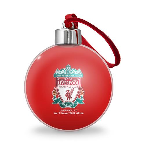 Ёлочный шар  Фото 01, Liverpool