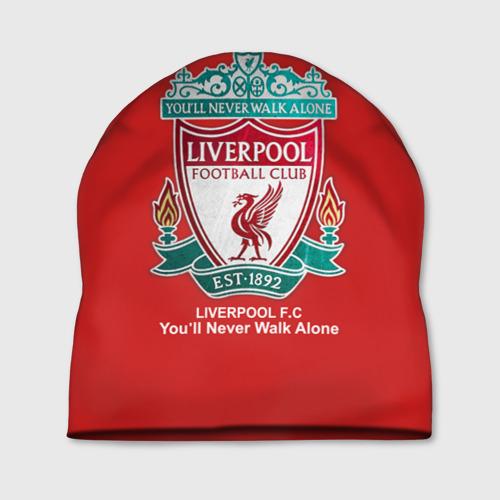 Шапка 3D Liverpool от Всемайки