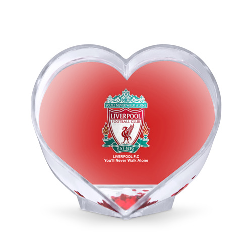 Сувенир Сердце Liverpool от Всемайки