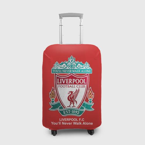 Чехол для чемодана 3D Liverpool Фото 01