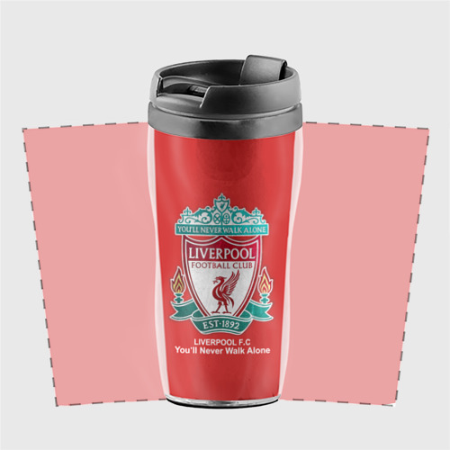 Термокружка-непроливайка Liverpool Фото 01