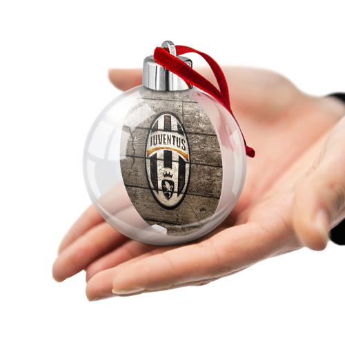 Ёлочный шар  Фото 02, Juventus