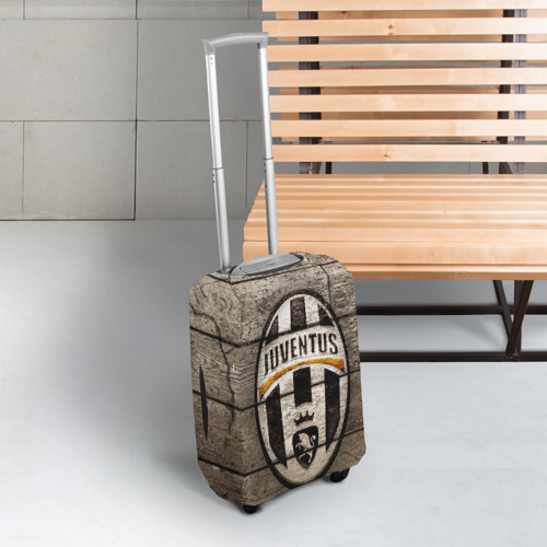 Чехол для чемодана 3D Juventus Фото 01