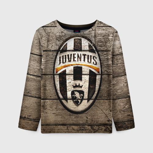 Детский лонгслив 3D Juventus