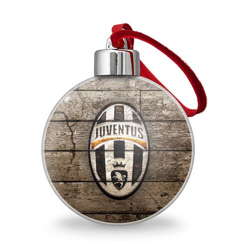 Ёлочный шар  Фото 01, Juventus