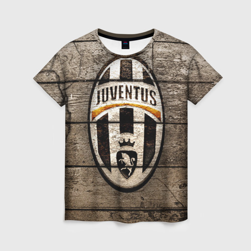 Женская футболка 3D Juventus