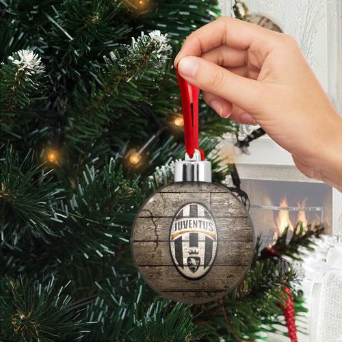 Ёлочный шар  Фото 03, Juventus