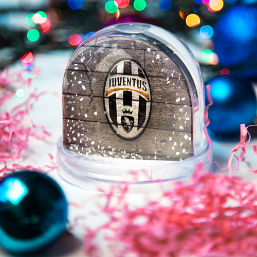 Водяной шар со снегом  Фото 03, Juventus