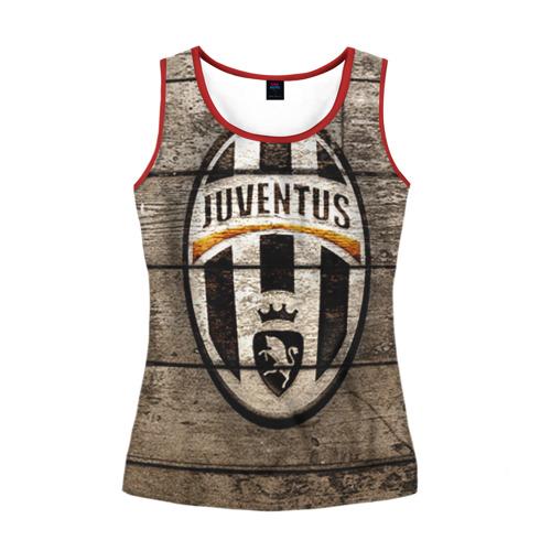 Женская майка 3D Juventus