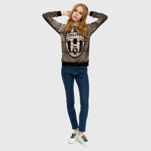 Женский свитшот 3D Juventus
