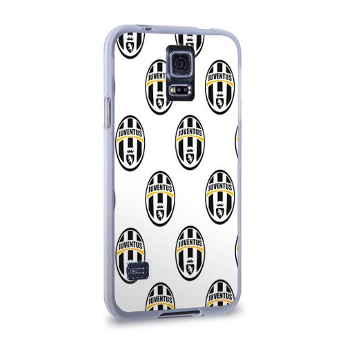 Чехол для Samsung Galaxy S5 силиконовый  Фото 02, Juventus