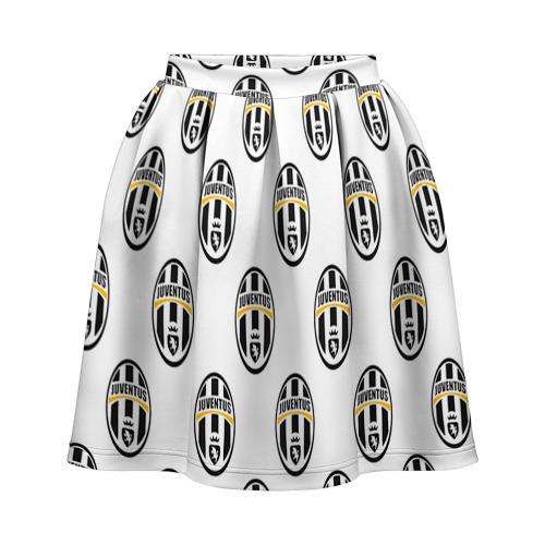 Юбка-солнце 3D Juventus