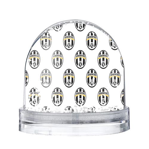 Водяной шар со снегом Juventus