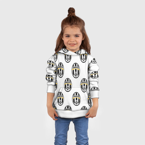 Детская толстовка 3D Juventus