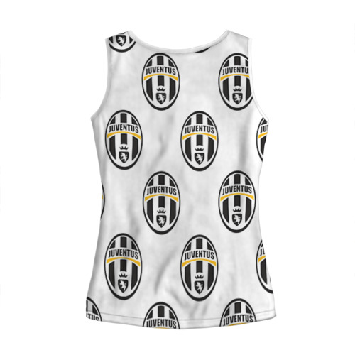 Женская майка 3D  Фото 02, Juventus