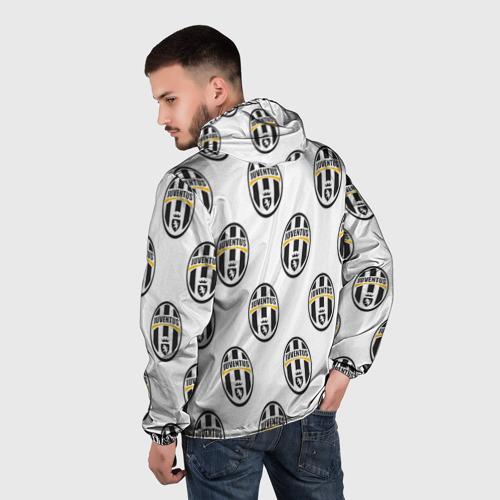 Мужская ветровка 3D Juventus Фото 01