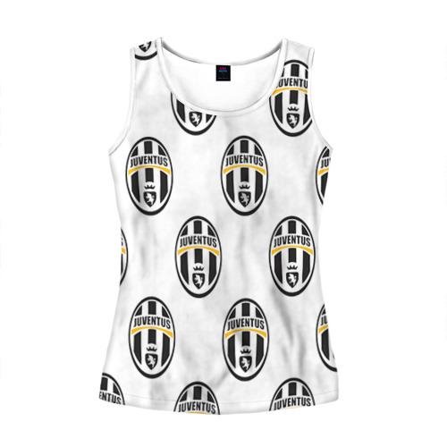 Женская майка 3D  Фото 01, Juventus
