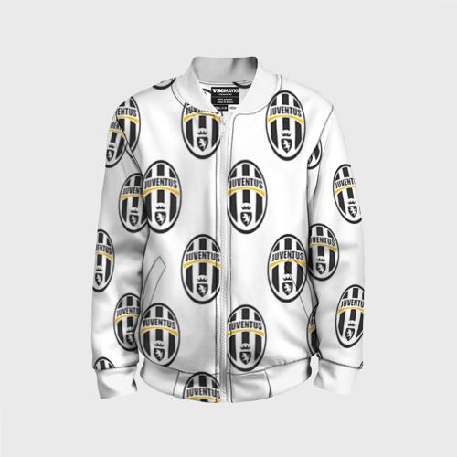 Детский бомбер 3D Juventus