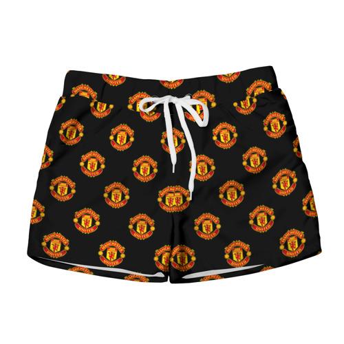 Женские шорты 3D Manchester United