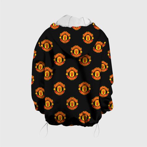 Детская куртка 3D  Фото 02, Manchester United