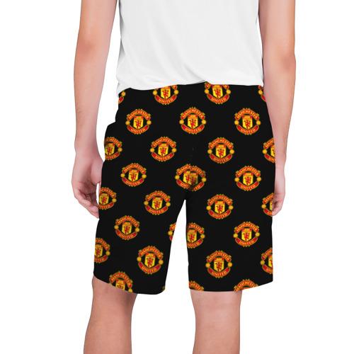 Мужские шорты 3D  Фото 02, Manchester United