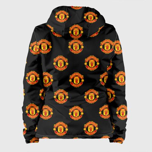 Женская куртка 3D  Фото 02, Manchester United
