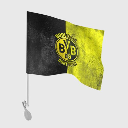 Флаг для автомобиля BVB