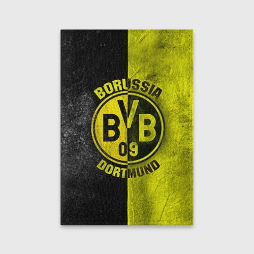 Обложка для паспорта матовая кожа BVB