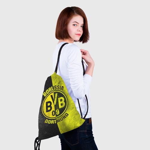 Рюкзак-мешок 3D  Фото 02, BVB